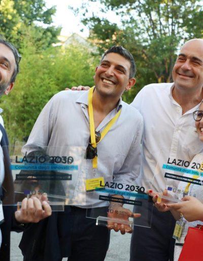 Skylab Studios - DBG - Il presidente della regione Lazio Zingaretti